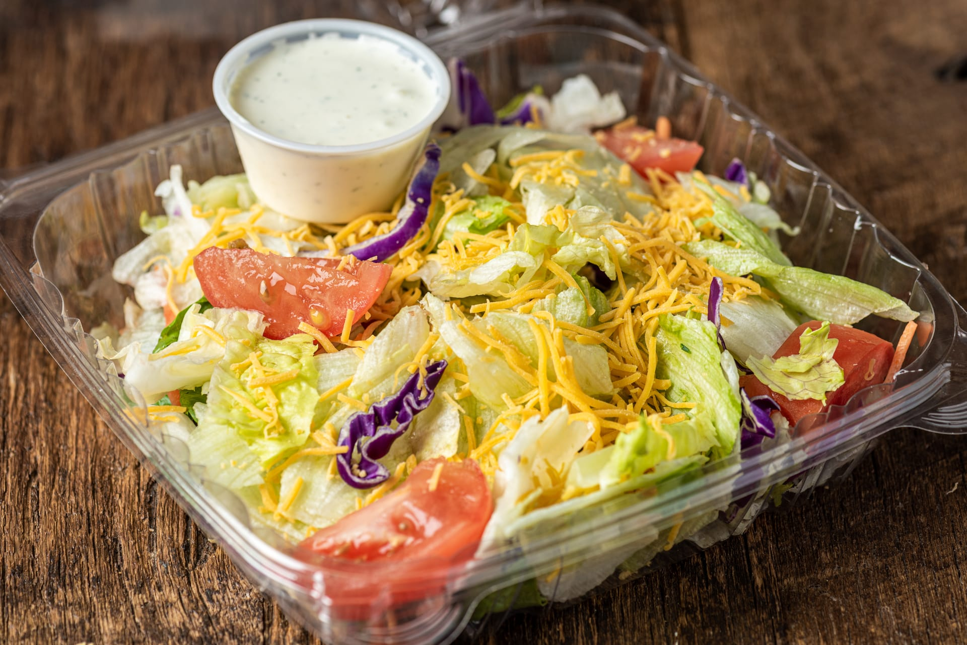 Mo's Salad