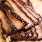Smoked Meat Brisket