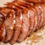 smoked meat jalapeno sausage