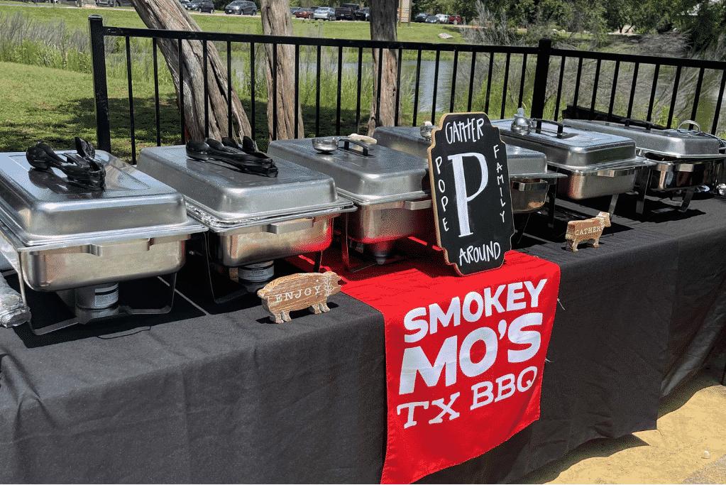 San Antonio catering, event catering